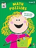 Math Puzzlers Stick Kids Workbook, Grade 2 (Stick Kids Workbooks)