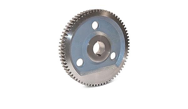 0.625 Bore 75 Teeth 14.5 Degree Pressure Angle Cast Iron Boston Gear GA75B Plain Change Gear 20 Pitch