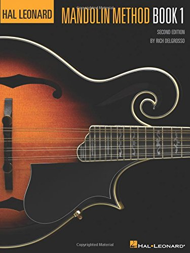 The Hal Leonard Mandolin Method Book: Only for Beginners Music and Tablature (Au Clair De La Lune Sheet Music)