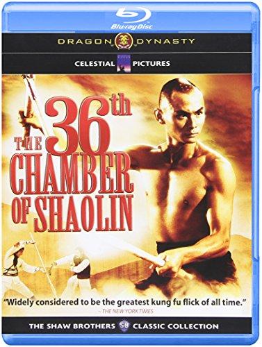 36th Chamber of Shaolin [Blu-ray] (2010)