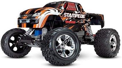 Traxxas 36054-4-BLUE Traxxas Stampede XL-5 Truck TQ 2 Channel 2.4GHz Radio