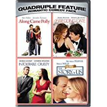 Romantic Comedy Pack Quadruple Feature (Along Came Polly / The Wedding Date / Intolerable Cruelty / The Story of Us) (1999)