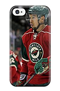 minnesota wild hockey nhl (7) NHL Sports & Colleges fashionable iPhone 4/4s cases