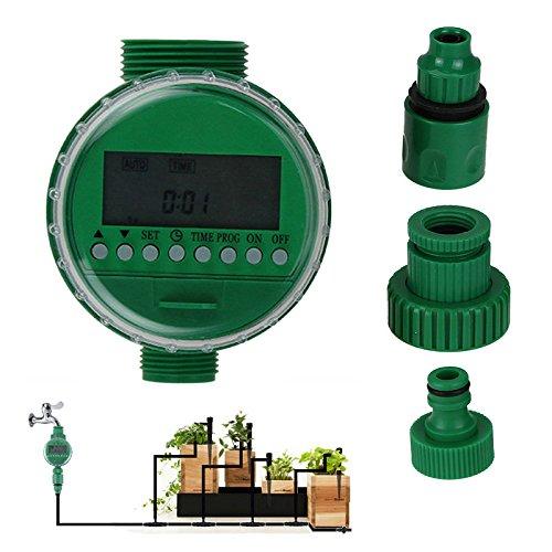 Home Water Electronic Timer Garden Agriculture Irrigation Sprinkler Controller