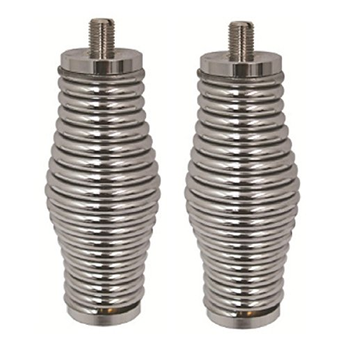 Barrel Spring (LOT OF 2 PROCOMM JBC305 HEAVY DUTY CB RADIO ANTENNA BARRELL SPRINGS)