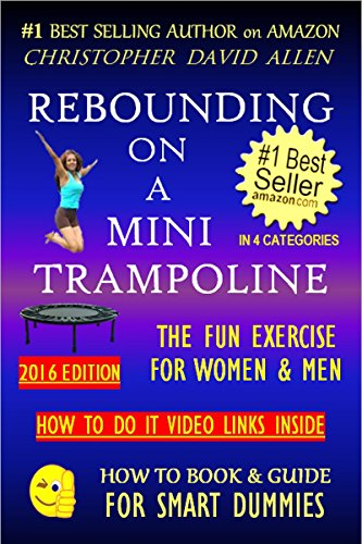 REBOUNDING MINI TRAMPOLINE Rebounder Rebounding ebook product image