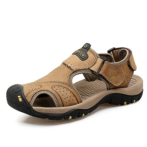 Men's Fisherman Sandals Outdoor Athletic Parent Shoes For Summer Parent Athletic B0739R2PYL 8aaa29