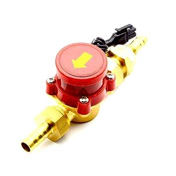 Sensor de conmutador de flujo de agua Protect Switch 8 mm for máquina de corte de grabado láser CO2: Amazon.es: Bricolaje y herramientas