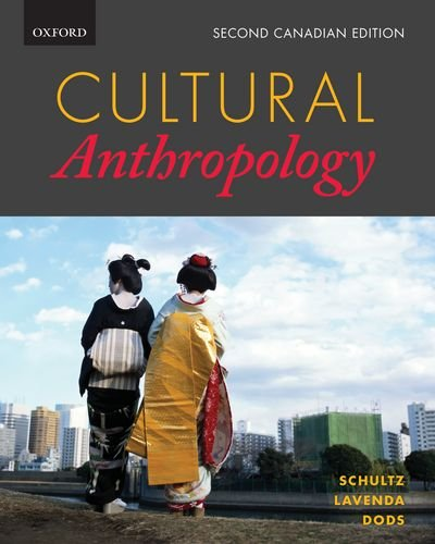 Cultural Anthropology (Second Canadian Edition)