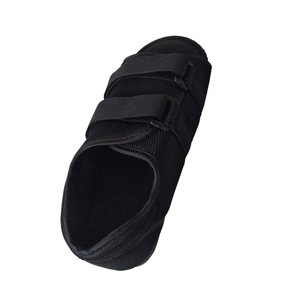 Uplord Foot Fracture Gypsum Shoes, Surgical Rehabilitation Shoes, Foot comminuted fractures, Stable Fracture Shoe Covers,with Adjustable Straps by Uplord