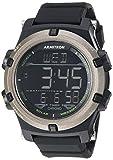 Armitron Sport Men's 40/8438BLK Digital Chronograph Black Resin Strap Watch