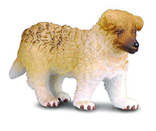 (Collecta Rough Haired Collie Puppy)