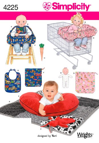 The Best Simplicity Pattern 8622 Nursery Decor