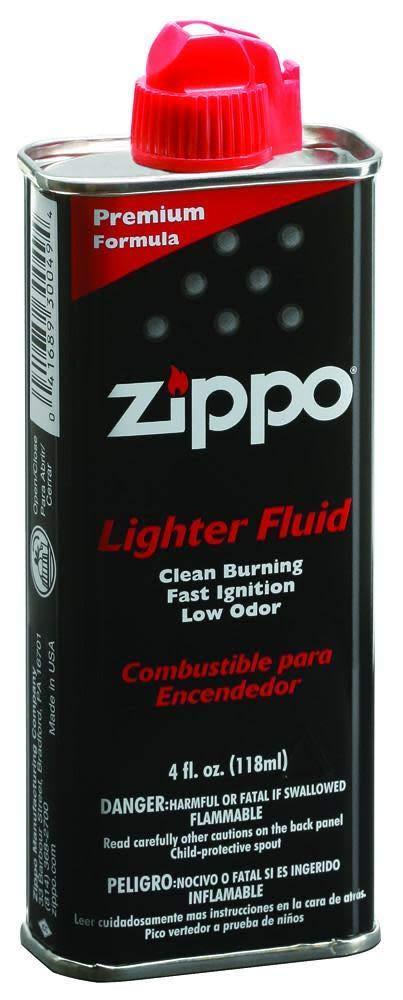 Zippo 4 oz. Lighter Fluid