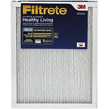 Amazon Com Filtrete 12x24x1 Ac Furnace Air Filter Mpr