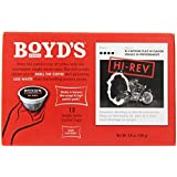 Boyds Coffee Hi -Rev Single Cup Pack of 3 (Twelve Count Boxes)