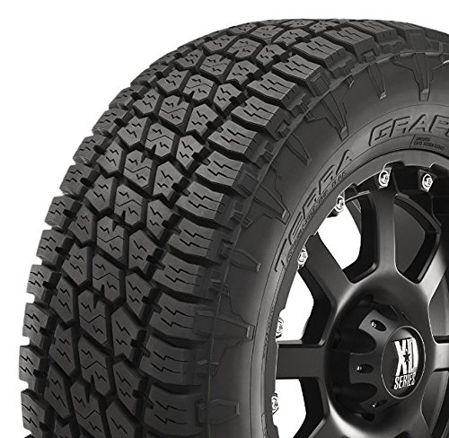Nitto Terra Grappler All-Terrain Radial Tire -P235/75R17 108S (235 75r17 Tires)