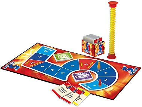Desconocido MEGABLEU 678078 Niños Juegos de Preguntas - Juego de Tablero (Juegos de Preguntas, Niños, Niño/niña, 8 año(s), Francés, 376 Pieza(s)): Amazon.es: Juguetes y juegos