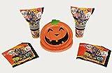 Halloween Decorations Pumpkin Plates
