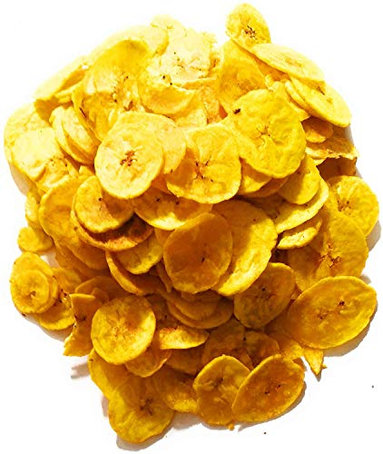 Best Quality Kerala Banana Chips 1KG – Home Made Organic Banana Chips Fried in Coconut Oil