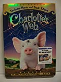 Charlotte's Web DVD Exclusive Target Movie & Book Edition GiftSet Widescreen