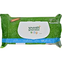 Seventh Generation Baby Wipes - 80 ct Refill
