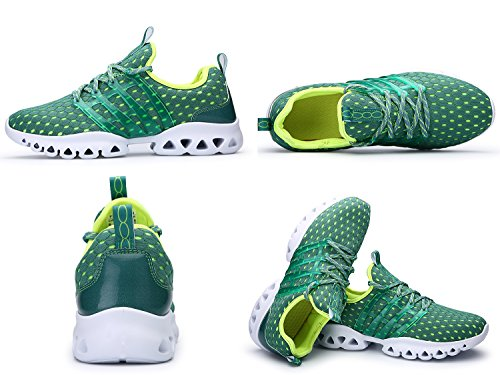 Running Sneakers Fitness Ginnastica Scarpe Turchese Corsa Interior Casual all'Aperto Sportive da R Uomo IIIIS 1a0xwq6Tw