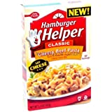 Hamburger Helper Cheesy Beef Pasta & Sauce Mix 5.2 oz by Betty Crocker [並行輸入品]