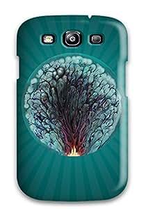 BenjaminHrez YKAhVBl1159GhbuY Case For Galaxy S3 With Nice Ball Dark Appearance
