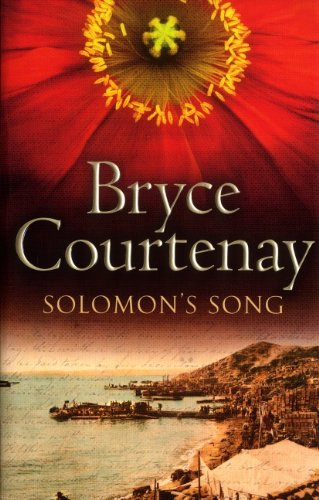 Book: Solomon's Song by Bryce Courtenay