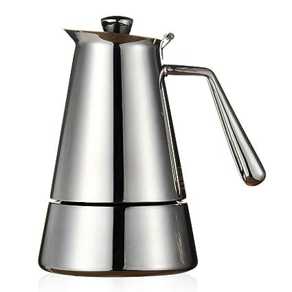 Boombee Moka Pot Tradicional Estilo Italiano Moka Pot Cafetera ...