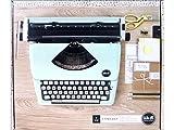 American Crafts 663062We R Memory Keepers - Máquina de Escribir, Color Menta