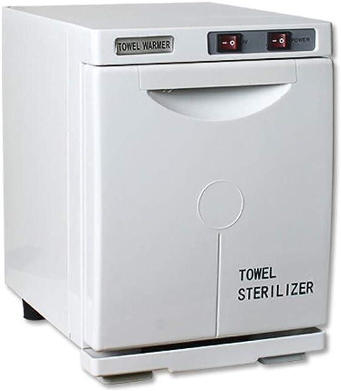 Zerone Sterilisator Cabinet UV Sterilisator Handt/ücher 2 in 1 Heizung Handt/ücher Handt/ücher mit Unterschrank f/ür die Verwendung von Beauty Hair Salon Spa Haus