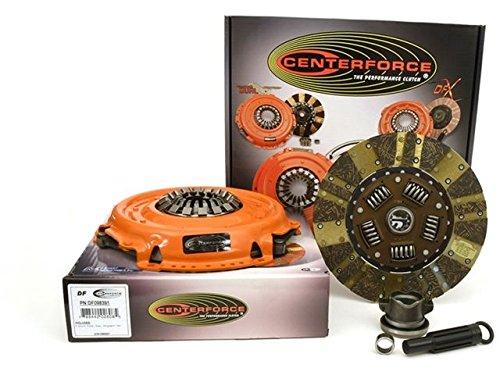 Clutch Friction Kit Dual (Centerforce Kdf641481 Dual Friction, Clutch Kit)