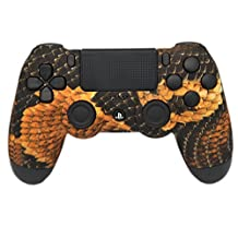 Cobra PS4 Modded Rapid Fire Controller, Works With All Games, COD, Rapid Fire, Dropshot, Akimbo & More