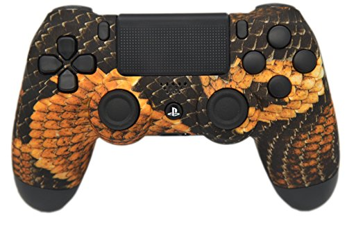 Cobra PS4 Modded Rapid Fire Controller, Works with All Shooting Games, COD, Rapid Fire, Dropshot, Akimbo & More 1