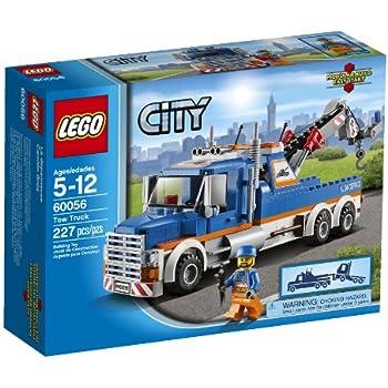 Lego City Great Vehicles Auto Transporter Building Set