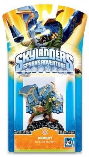 Figura-Skylanders-Spyros-adventures-Drobot