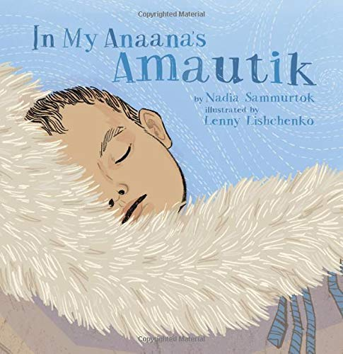 Book Cover: In My Anaana's Amautik