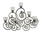 Ashley Furniture Signature Design - Durin  Wall Sconce - Traditional - Dark Bronze Finish