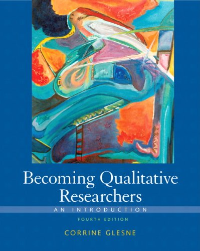 Becoming Qualitative Researchers: An Introduction (4th Edition)