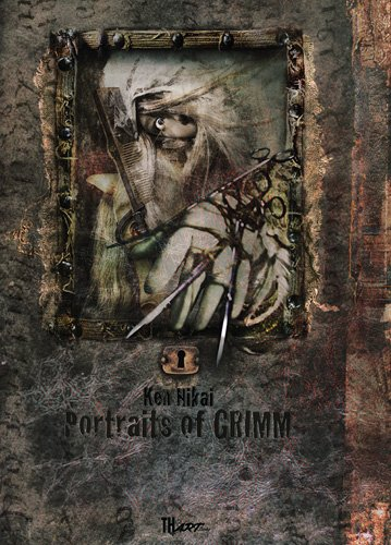 Portrait ~ Portraits Of GRIMM Of Grimm (TH ART Series) (2009) ISBN: 4883751090 [Japanese Import]