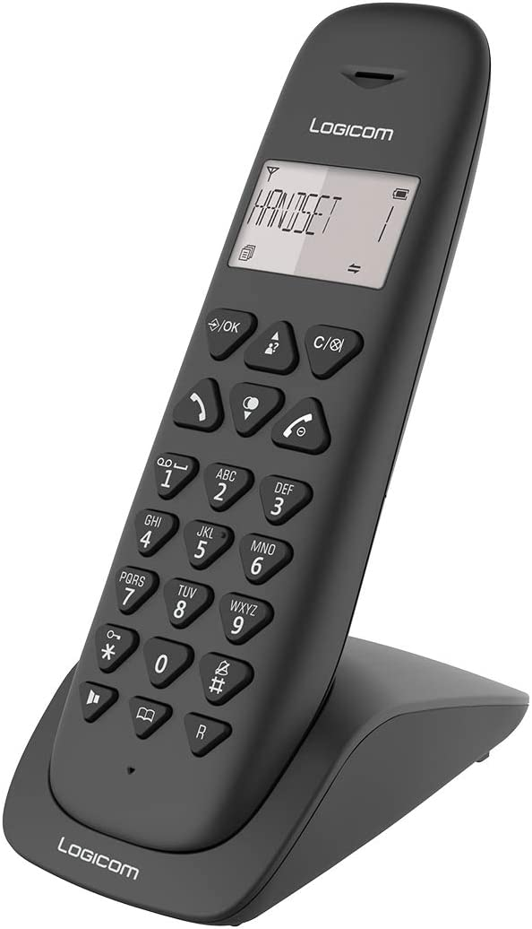 Logicom vega 150 landline wireless black