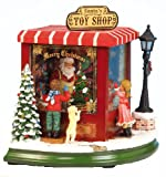 MusicBox Kingdom 52003 Toy Shop Music Box, Small