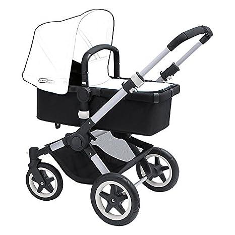 Cochecito para bebé Bugaboo Buffalo, de aluminio y color negro: Amazon.es: Bebé
