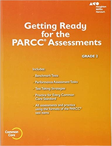 Go Math PARCC Test Prep Student Edition Grade
