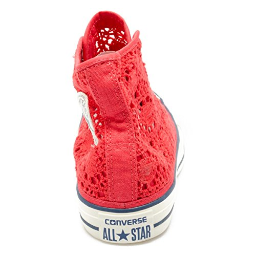 abotinadas All Zapatillas Brake Light Mujer Hi Navy Egret Converse Star 1fqxawwI