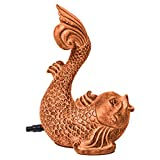 pond boss SKOIT Koi Spitter, Terracotta