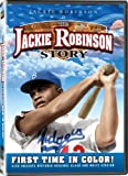 The Jackie Robinson Story - In COLOR! Also Includes the Original Black-and-White Version which has been Beautifully Restored and Enhanced!