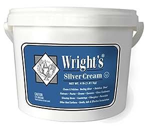 Wright's Silver Cream 4 Lb Tub